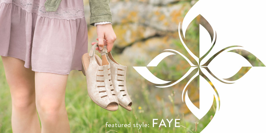 Featured style: Faye
